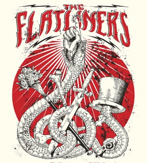 Photo zu 23.06.2012: The Flatliners, Fat Belly - Bei Chez Heinz, Hannover