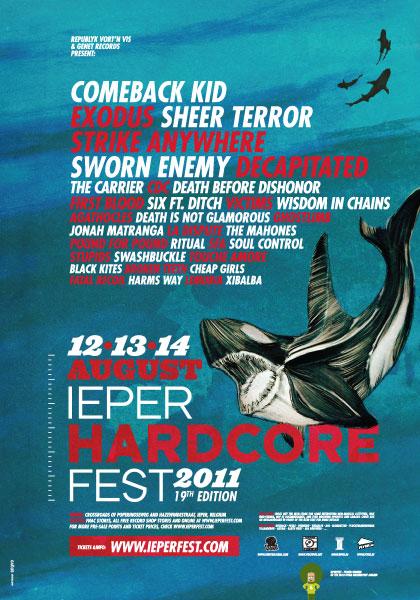 Photo zu 12.08.-15.08.2011: Ieper Fest - Ieper - Belgien