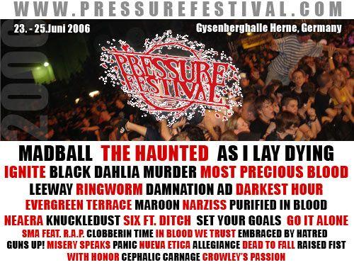 Photo zu  23.06.-25.06.2006: Pressure Festival - Herne