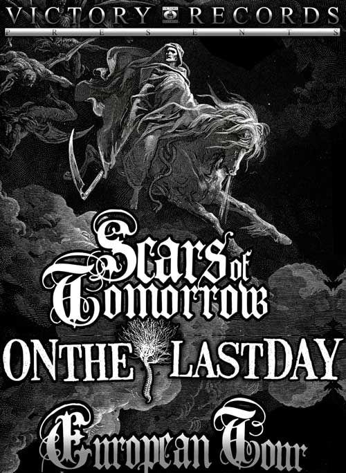 Photo zu 21.01.2007: Scars Of Tomorrow, On The Last Day, Anomalie, A Fear Called Treason - Bielefeld - AJZ