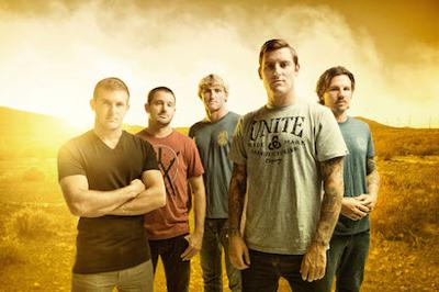 Parkway Drive Band Photo