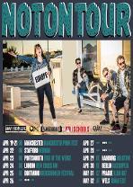 ALLSCHOOLS PRESENTS: NOT ON TOUR - im April/Mai auf Tour