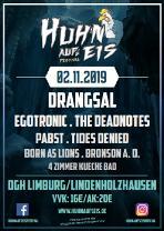 ALLSCHOOLS presents: HUHN AUFS EIS FESTIVAL 2019