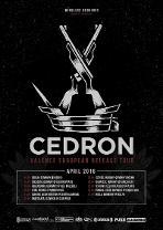 CEDRON - Valence Release Tour