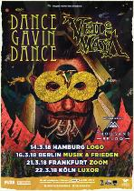 DANCE GAVIN DANCE / VEIL OF MAYA