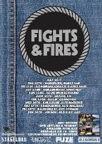 FIGHTS & FIRES - Europatour 2017