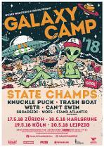 Galaxy Camp 2018