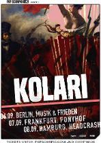 KOLARI - Enemies With Benefits Tour