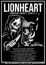 LIONHEART - Farewell European Tour Pt. 2