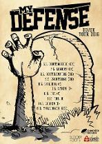 My Defense EU/UK-Tour 2016