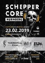 SCHEPPERCORE Nürnberg - Z-Bau am 23.02.2019