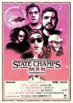 STATE CHAMPS - European Tour 2017