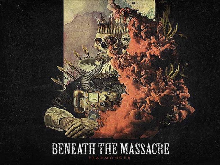 BENEATH THE MASSACRE - T-Shirts zum neuen Album zu gewinnen!