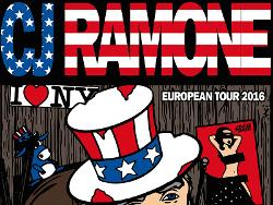 CJ RAMONE - Tickets zu gewinnen!