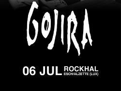 GOJIRA - Tickets in der Rockhal gewinnen!