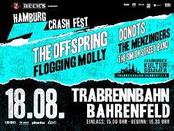 HAMBURG CRASH FEST - Tickets gewinnen!