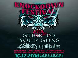 KNOCKDOWN FESTIVAL - CD's und Tickets zu gewinnen!