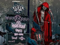 IMPERICON NEVER SAY DIE! TOUR 2016 - Tickets, T-Shirts und CDs zu gewinnen